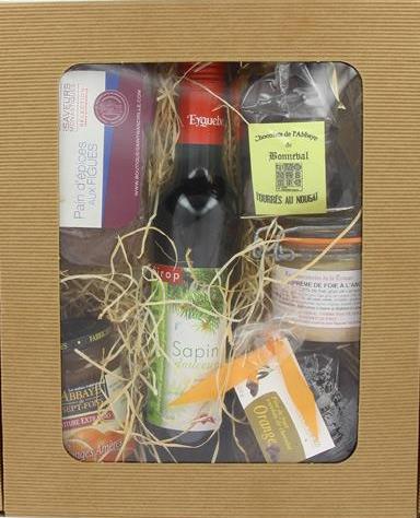 Box cadeau monastique Noël