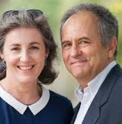 Lorène et Jean-Renaud d'Elissagaray